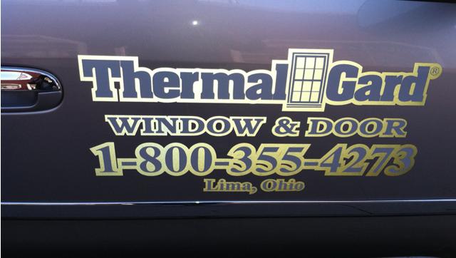 Vehicle Door Decals & 2PCS Waterproof Car Decal Vinyl